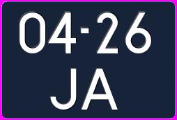 Sidecode rechthoekig