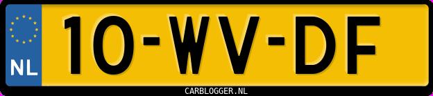 RDW laatst uitgegeven kenteken aanhanger/caravan