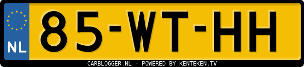 Laatste kenteken RDW